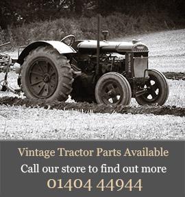 vintage tractor parts